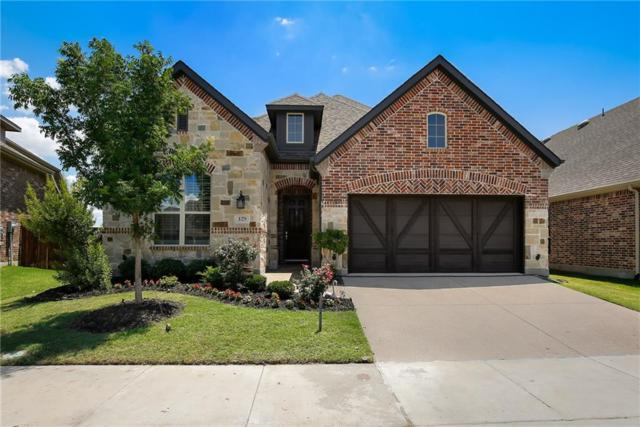 129 Warwick Boulevard, The Colony, TX 75056 (MLS #13874241) :: Pinnacle Realty Team