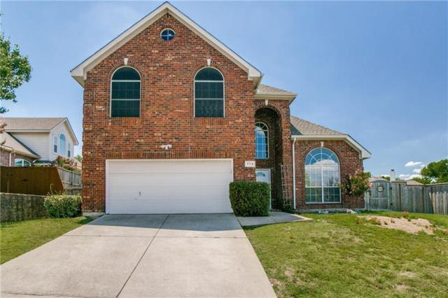 713 Cresthaven Drive, Mckinney, TX 75071 (MLS #13874248) :: Pinnacle Realty Team