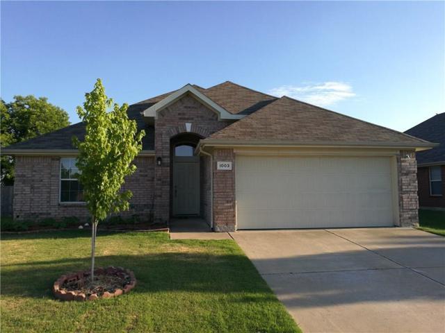 1003 Seider Lane, Grand Prairie, TX 75052 (MLS #13874261) :: Pinnacle Realty Team