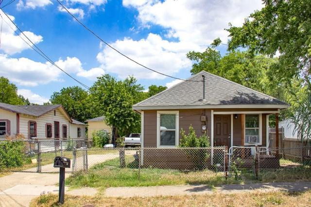3318 Borger Street, Dallas, TX 75212 (MLS #13874318) :: The FIRE Group at Keller Williams