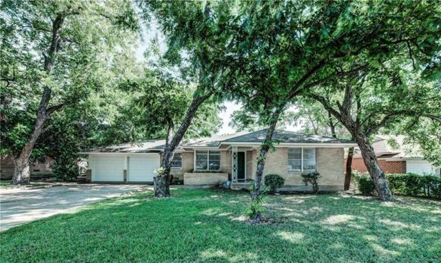 2229 E Illinois Avenue E, Dallas, TX 75216 (MLS #13874320) :: The FIRE Group at Keller Williams