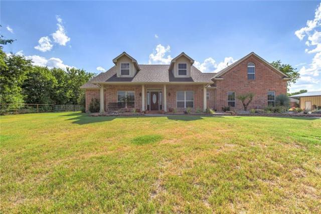 105 Oak Branch Trail, Waxahachie, TX 75167 (MLS #13874327) :: Pinnacle Realty Team