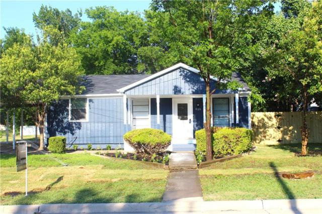806 N Bradley Street, Mckinney, TX 75069 (MLS #13874345) :: Pinnacle Realty Team