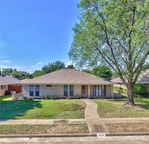 1602 Windsong Trail, Richardson, TX 75081 (MLS #13874351) :: The FIRE Group at Keller Williams