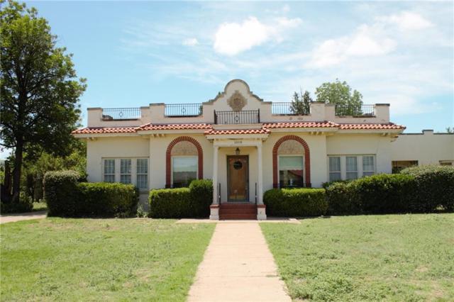 1018 E Reynolds Street, Stamford, TX 79553 (MLS #13874405) :: Team Hodnett