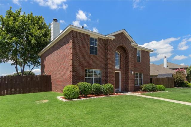 3001 Creekwood Drive, Wylie, TX 75098 (MLS #13874414) :: Frankie Arthur Real Estate