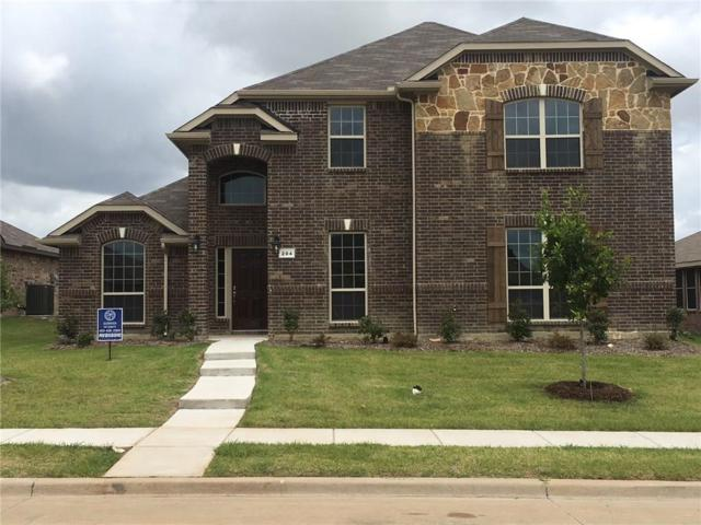 204 Singleton Drive, Royse City, TX 75189 (MLS #13874471) :: Team Hodnett