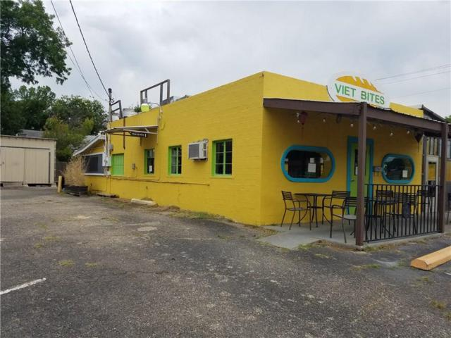 702 S Elm Street, Denton, TX 76201 (MLS #13874704) :: The Real Estate Station