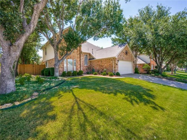 2316 Grimsley Terrace, Mansfield, TX 76063 (MLS #13874823) :: Team Hodnett