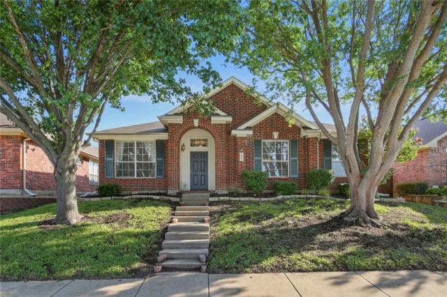 4521 Shadowridge Drive, The Colony, TX 75056 (MLS #13874885) :: Team Hodnett