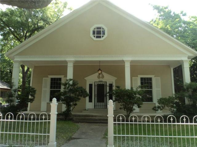 1505 Bois D Arc Street, Commerce, TX 75428 (MLS #13874896) :: Team Hodnett