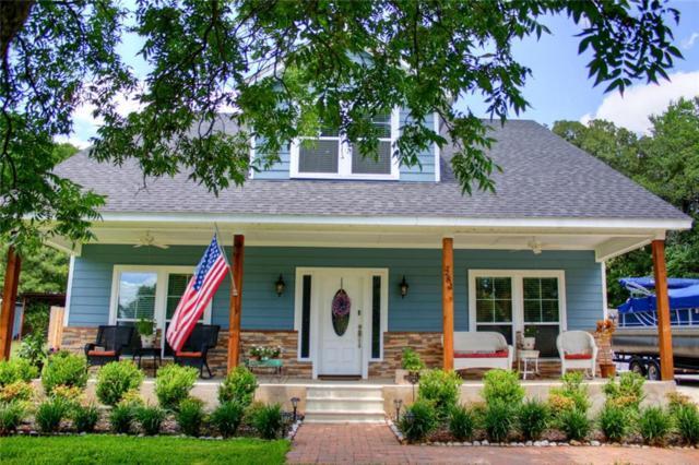 281 Northridge Drive, Gainesville, TX 76240 (MLS #13874954) :: Team Hodnett