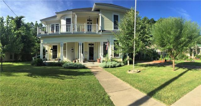 1705 Bonham Street, Commerce, TX 75428 (MLS #13874982) :: Team Hodnett