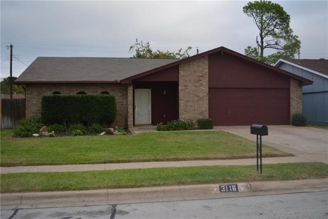 3116 Spring Valley Drive, Bedford, TX 76021 (MLS #13875021) :: The Real Estate Station