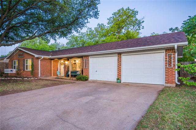 2526 S Elmwood Drive, Abilene, TX 79605 (MLS #13875023) :: Team Hodnett