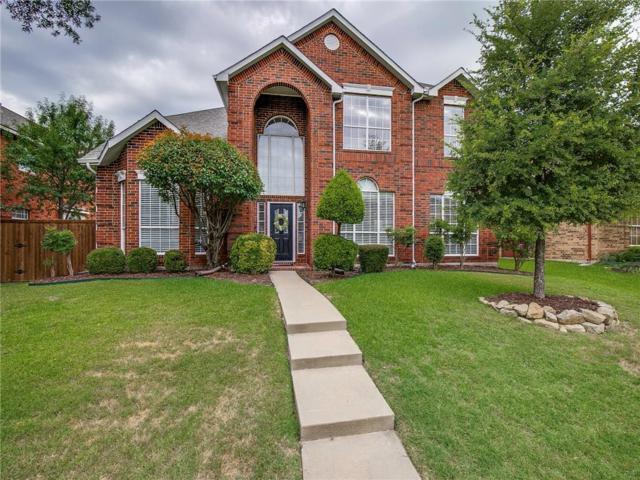 5813 Charleston Drive, Frisco, TX 75035 (MLS #13875103) :: Magnolia Realty