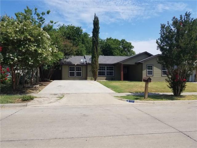 1737 Joyce Street, Arlington, TX 76010 (MLS #13875214) :: Team Hodnett