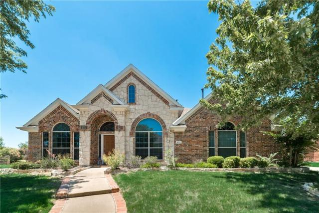 601 Honey Suckle Drive, Wylie, TX 75098 (MLS #13875311) :: Magnolia Realty