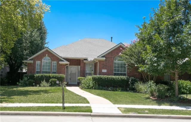 116 San Mateo Court, Allen, TX 75013 (MLS #13875523) :: Team Hodnett
