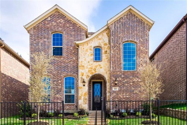 3624 Chesterfield Street, Irving, TX 75038 (MLS #13875558) :: Team Hodnett
