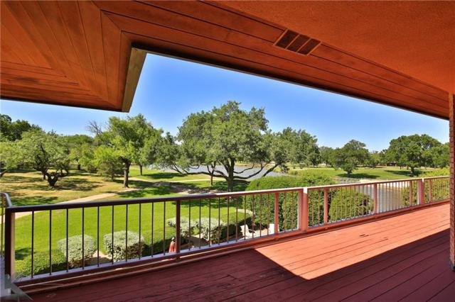 2909 Woodlake Drive, Abilene, TX 79606 (MLS #13875576) :: The Tonya Harbin Team