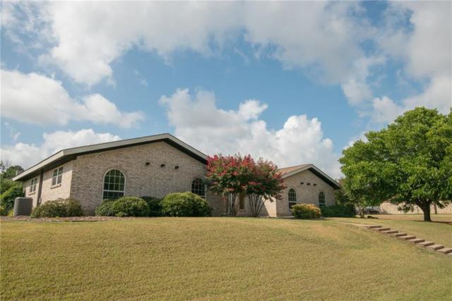 602 Country Club Drive, Joshua, TX 76058 (MLS #13875678) :: Team Hodnett