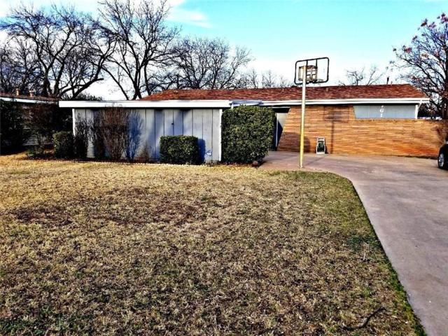 761 Redwood, Abilene, TX 79603 (MLS #13875707) :: Team Hodnett