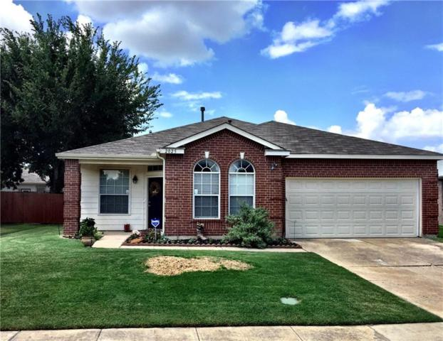 2025 Bayberry Drive, Little Elm, TX 75068 (MLS #13875722) :: The Real Estate Station