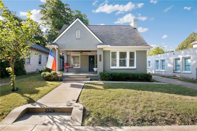 5712 Victor Street, Dallas, TX 75214 (MLS #13875725) :: Magnolia Realty