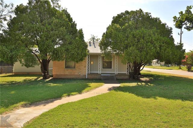 1649 Marshall Street, Abilene, TX 79605 (MLS #13875762) :: Robbins Real Estate Group