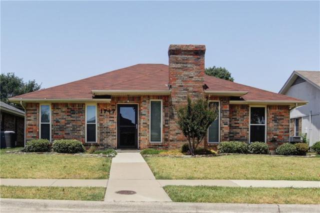1747 Arledge, Carrollton, TX 75007 (MLS #13875824) :: Magnolia Realty