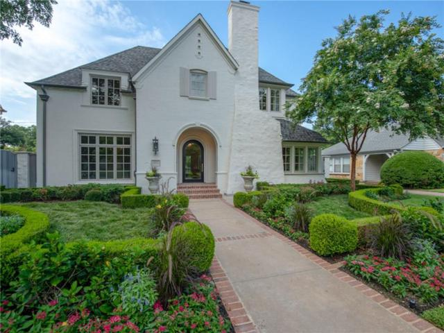 3537 Hanover Street, University Park, TX 75225 (MLS #13876298) :: Robbins Real Estate Group