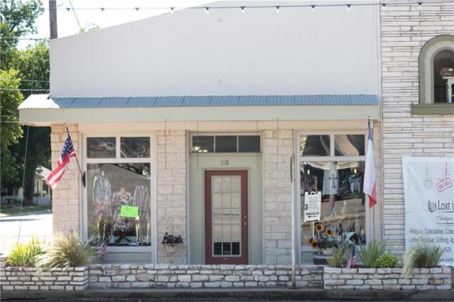 116 Barnard Street, Glen Rose, TX 76043 (MLS #13876440) :: Kimberly Davis & Associates