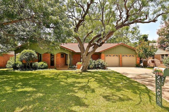 850 Harwell Street, Abilene, TX 79601 (MLS #13876467) :: The Real Estate Station