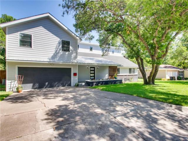 6916 Kirkwood Road, Fort Worth, TX 76116 (MLS #13876498) :: Fort Worth Property Group