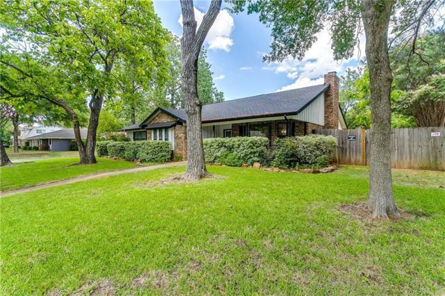 1304 Chestnut Road, Mansfield, TX 76063 (MLS #13876520) :: Team Hodnett