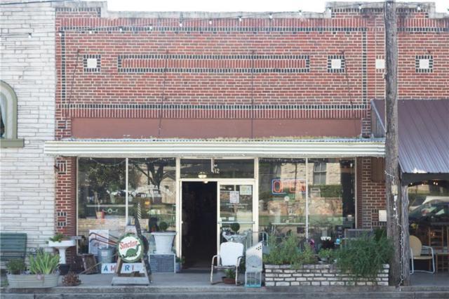 112 Barnard Street, Glen Rose, TX 76043 (MLS #13876566) :: The Rhodes Team