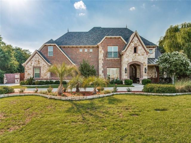 695 W Melody Lane W, Lakewood Village, TX 75068 (MLS #13876574) :: RE/MAX Town & Country