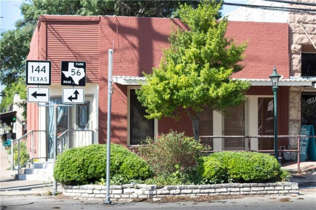 101 W Elm Street, Glen Rose, TX 76043 (MLS #13876583) :: Kimberly Davis & Associates