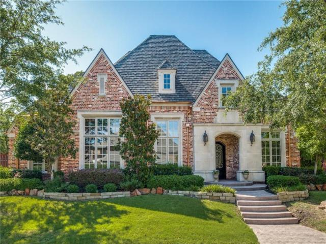 7991 Oak Point Drive, Frisco, TX 75034 (MLS #13876587) :: Robinson Clay Team