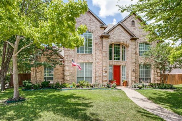 8401 Becket Circle, Plano, TX 75025 (MLS #13876613) :: Magnolia Realty