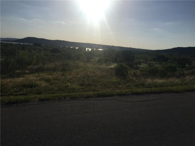 LT1060 Cinnamon Teal, Possum Kingdom Lake, TX 76449 (MLS #13876717) :: Team Hodnett