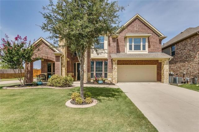 1153 Litchfield Lane, Burleson, TX 76028 (MLS #13876905) :: Team Hodnett