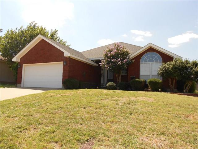 8050 Hearne Drive, Abilene, TX 79606 (MLS #13876916) :: Team Hodnett