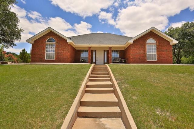 701 Green Valley Drive, Abilene, TX 79601 (MLS #13877083) :: The Real Estate Station