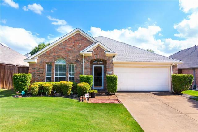 4312 Palmdale Drive, Plano, TX 75024 (MLS #13877252) :: The Real Estate Station