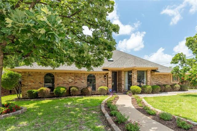 3208 Flintridge Drive, Arlington, TX 76017 (MLS #13877269) :: Team Hodnett