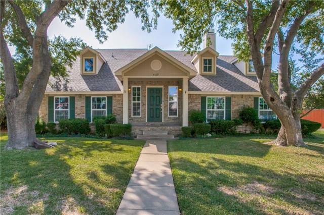 4119 Fryer Street, The Colony, TX 75056 (MLS #13877399) :: Team Hodnett