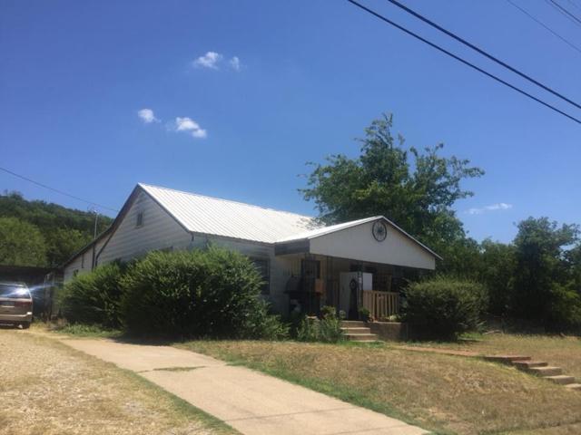 1102 SW 10th Street, Mineral Wells, TX 76067 (MLS #13877494) :: Team Hodnett