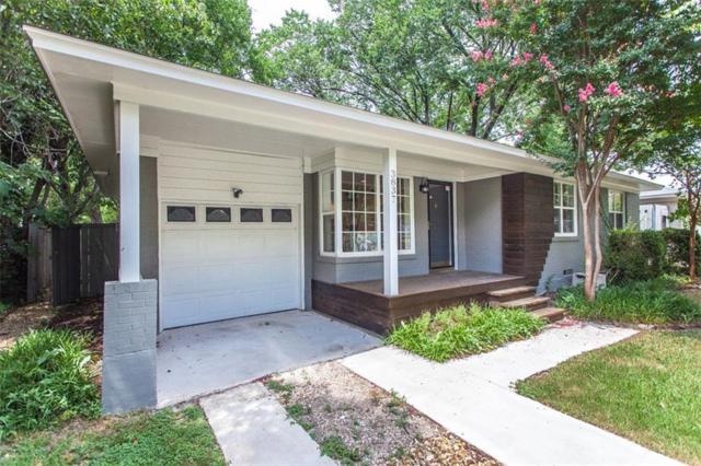 3837 Gaspar Drive, Dallas, TX 75220 (MLS #13877579) :: Team Hodnett